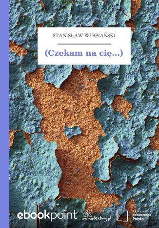 Okładka książki (Czekam na cię...)