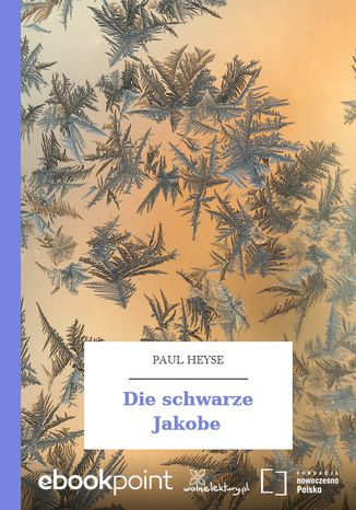 Okładka książki Die schwarze Jakobe