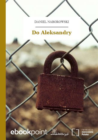 Okładka książki Do Aleksandry