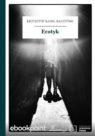 Okładka książki/ebooka Erotyk