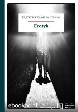 Okładka książki Erotyk