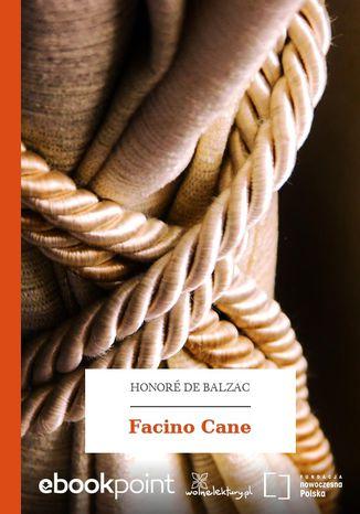Okładka książki/ebooka Facino Cane