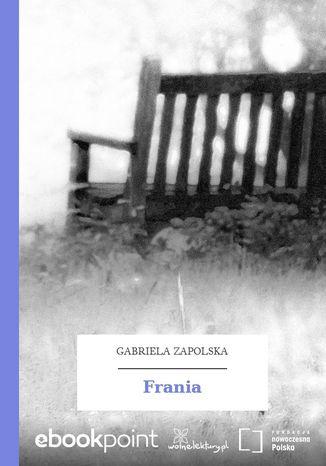 Okładka książki Frania