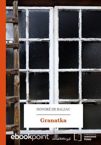 Okładka książki Granatka