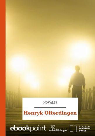 Okładka książki Henryk Ofterdingen