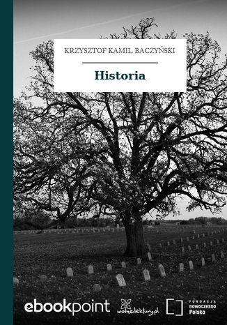 Okładka książki/ebooka Historia