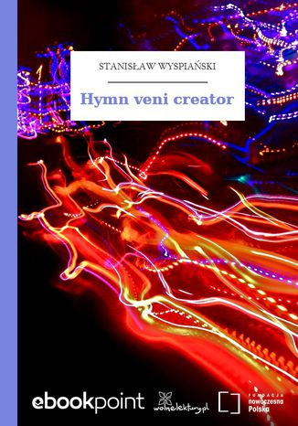 Okładka książki/ebooka Hymn veni creator