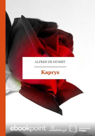Okładka książki Kaprys