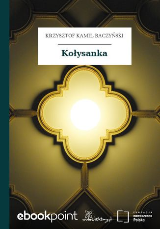 Okładka książki Kołysanka