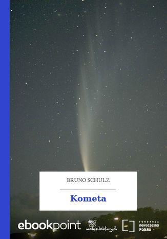 Okładka książki Kometa