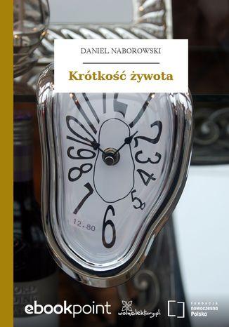 Okładka książki/ebooka Krótkość żywota