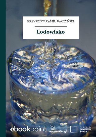Okładka książki/ebooka Lodowisko