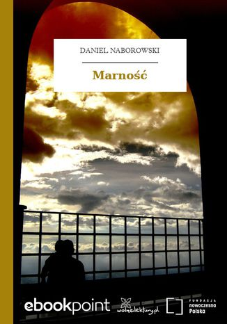 Okładka książki Marność