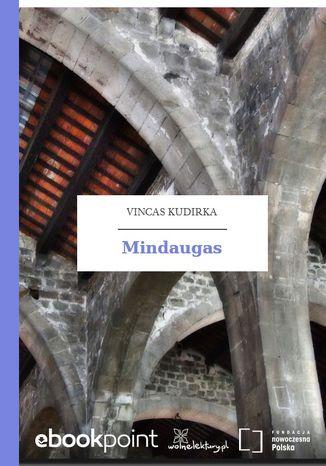 Okładka książki Mindaugas