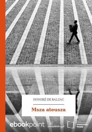 Okładka książki/ebooka Msza ateusza
