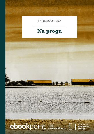 Okładka książki Na progu