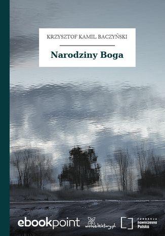 Okładka książki/ebooka Narodziny Boga