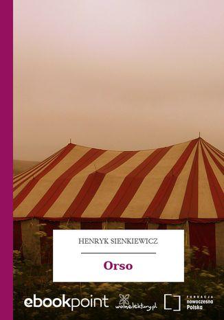 Okładka książki Orso