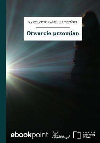 Okładka książki/ebooka Otwarcie przemian
