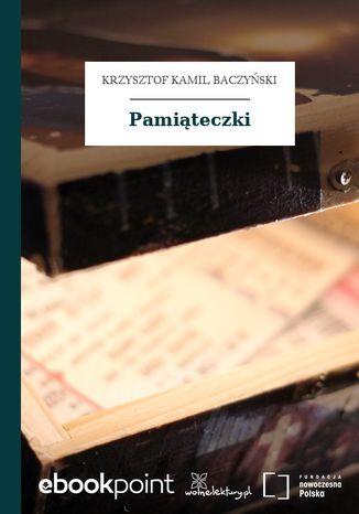 Okładka książki/ebooka Pamiąteczki