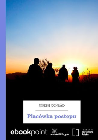 Okładka książki/ebooka Placówka postępu