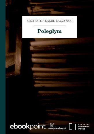 Okładka książki/ebooka Poległym