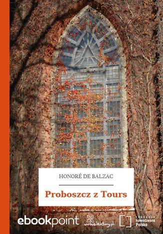 Okładka książki Proboszcz z Tours