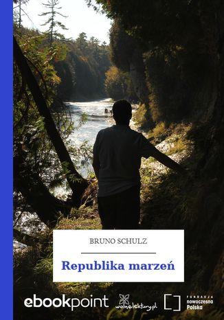 Okładka książki Republika marzeń