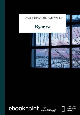 Okładka książki/ebooka Rycerz