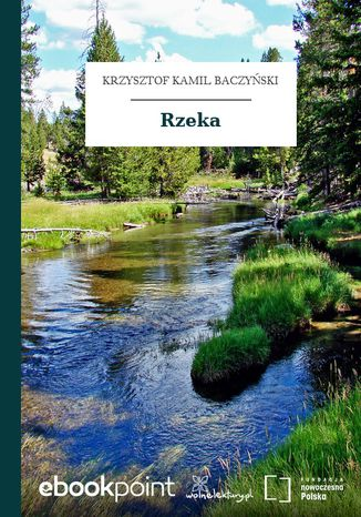 Okładka książki/ebooka Rzeka