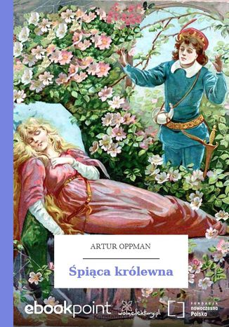 Okładka książki/ebooka Śpiąca królewna