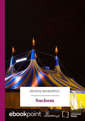 Okładka książki/ebooka Sachem