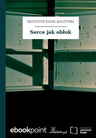 Okładka książki/ebooka Serce jak obłok