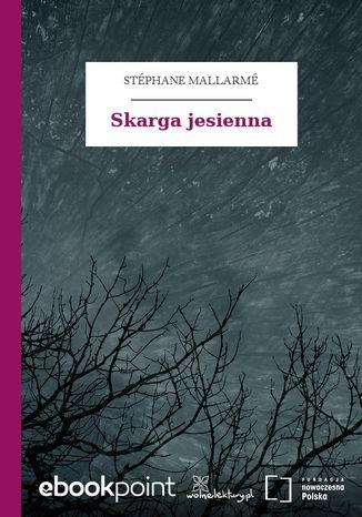 Okładka książki/ebooka Skarga jesienna