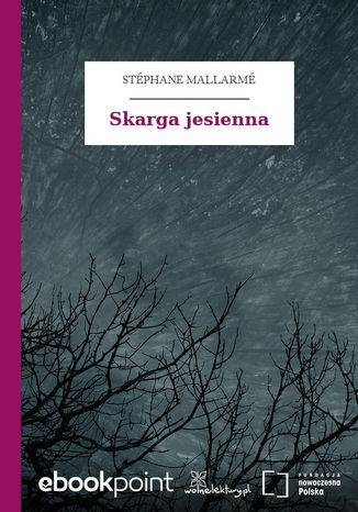 Okładka książki Skarga jesienna