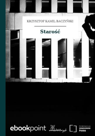 Okładka książki/ebooka Starość