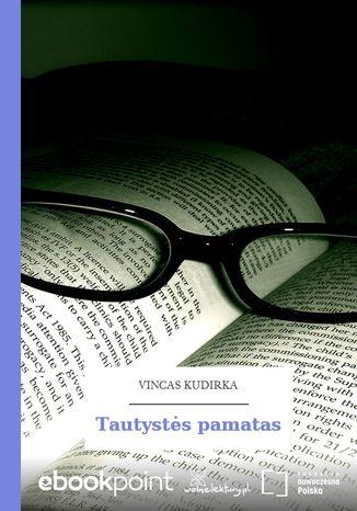 Okładka książki Tautysts pamatas