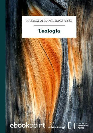 Okładka książki Teologia