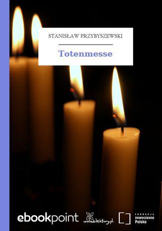 Okładka książki Totenmesse