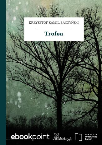 Okładka książki Trofea