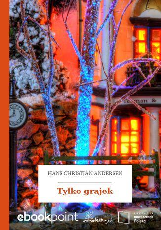 Okładka książki Tylko grajek
