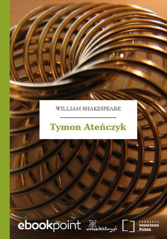 Okładka książki/ebooka Tymon Ateńczyk