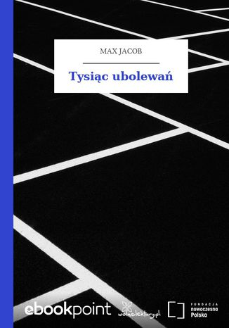 Okładka książki/ebooka Tysiąc ubolewań