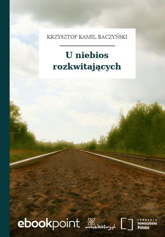 Okładka książki/ebooka U niebios rozkwitających