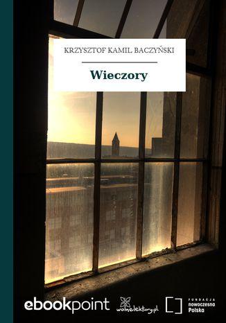 Okładka książki/ebooka Wieczory