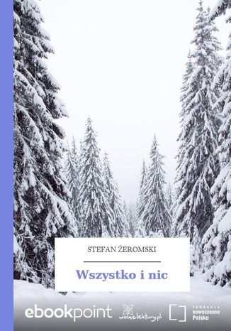 Okładka książki/ebooka Wszystko i nic