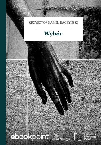 Okładka książki/ebooka Wybór