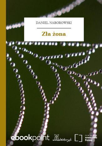 Okładka książki/ebooka Zła żona