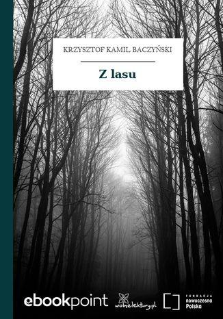 Okładka książki/ebooka Z lasu