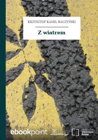 Okładka książki Z wiatrem